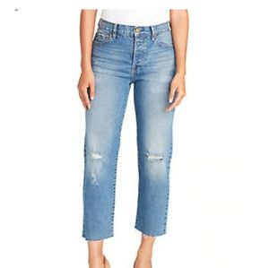 Vintage America Blues Cheeky Straight Jeans